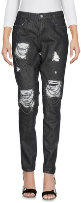 Liu Jo Denim pants - Item 42689414IX