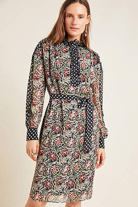 Antik Batik Balyna Silk Maxi Dress