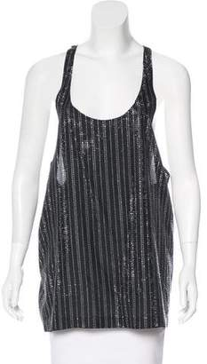 Faith Connexion Sleeveless Embellished Top