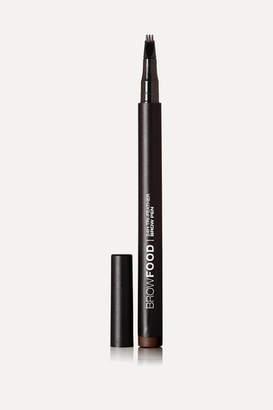 LashFood 24h Tri-feather Brow Pen - Bold Dark Brunette