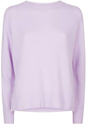 Allude Oversized Cashmere Sweater