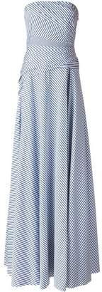 Ralph Lauren (ラルフ ローレン) - Ralph Lauren ストラップレス イブニングドレス