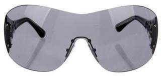 Emilio Pucci Rimless Tinted Sunglasses