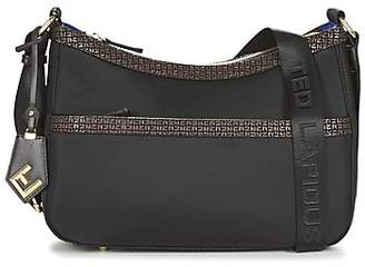 Ted Lapidus CANCALE women's Shoulder Bag in Black