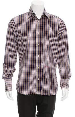 DSQUARED2 I Have A Dream Plaid Shirt