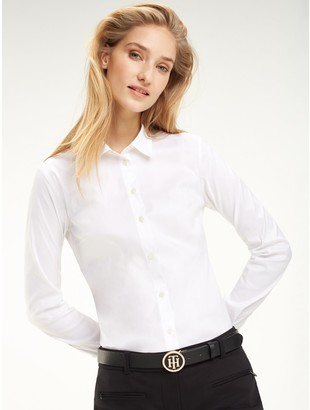 Tommy Hilfiger Sateen Dress Shirt