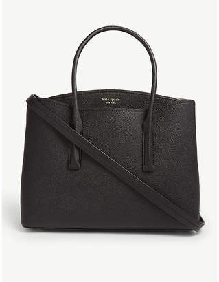 Kate Spade Margaux leather satchel