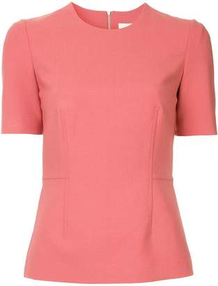 Dion Lee short sleeve fitted top