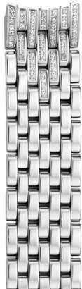Michele 'Serein' 16mm Diamond Bracelet Watchband