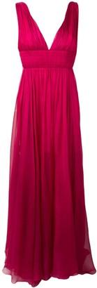 Maria Lucia Hohan Zeliha plissé gown