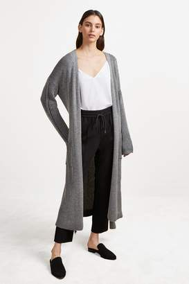 French Connenction Isabea Knit Long Cardigan