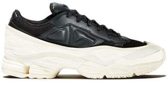 Raf Simons for Adidas Women's Ozweego Leather Lace Up Sneakers