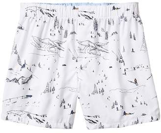 Banana Republic Snow Mountain Boxer