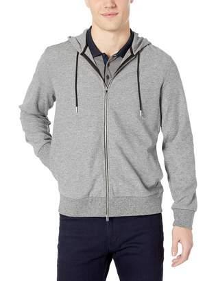 Theory Men's Cotton Stretch Zip Hoodie