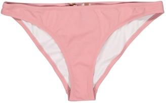John Galliano Pink Synthetic Swimwear