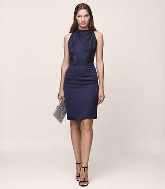 Reiss Rana Halterneck Dress