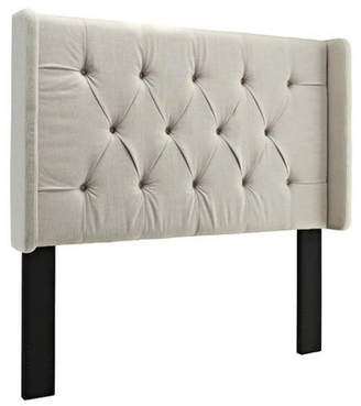 Willa Arlo Interiors Filmore Upholstered Wingback Headboard
