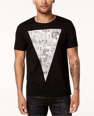 GUESS Men Logo Graphic T-Shirt