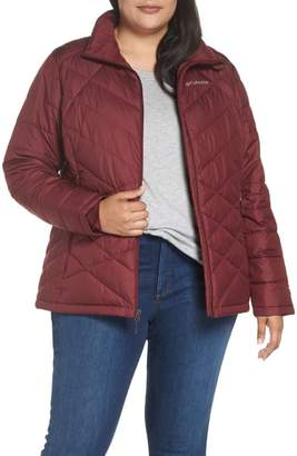 Columbia Heavenly Water Resistant Insulated Jacket