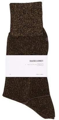 Hansel from Basel X Rachel Comey Biles Metallic Crew Socks
