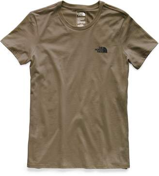 The North Face Logo Tee