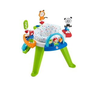 Fisher-Price 3-in-1 Spin and Sort Activity Center