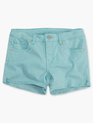 Levi's Girls 7-16 Everyday Shorty Shorts 10