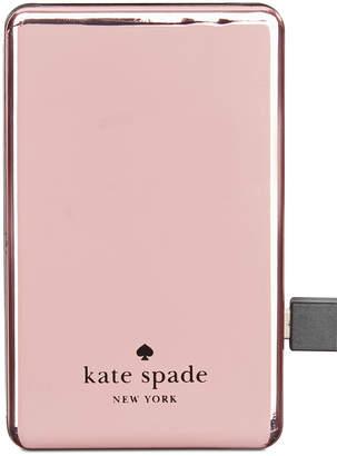 Kate Spade Tech Accessories Battery Bank