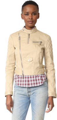 DSQUARED2 Sports Jacket $1,390 thestylecure.com