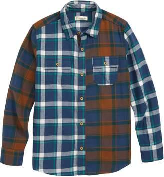 Tucker + Tate Plaid Mix Shirt