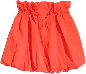 H&M Balloon Skirt - Red