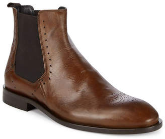 Bacco Bucci Fabri Leather Chelsea Boot