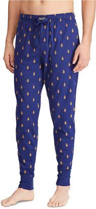 Polo Ralph Lauren Men Knit Pony Player Pajama Joggers
