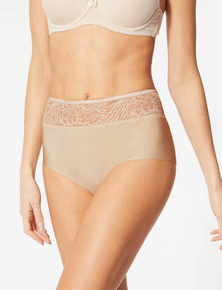 VPL M&S CollectionMarks and Spencer No Full Brief Knickers