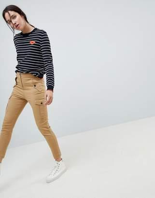 Asos Design DESIGN skinny utility trousers
