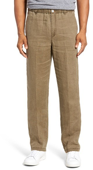Tommy Bahama Men's 'New Linen On The Beach' Easy Fit Pants