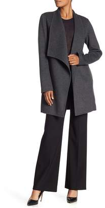 Elie Tahari Wool Christina Coat
