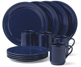 Kate Spade All In Good Taste 12-Piece Dinnerware Set