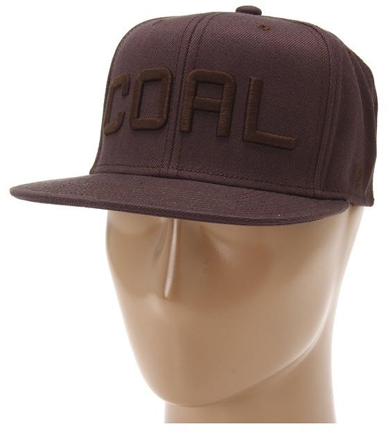 Coal The Kerning (Brown) - Hats