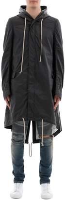 Drkshdw Black Fabric Jacket
