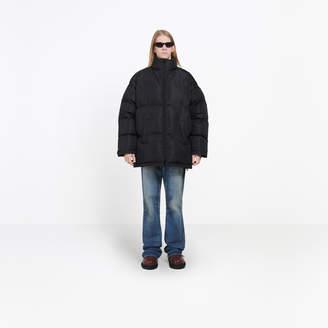 Balenciaga Technical fabric puffer jacket