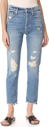 MOTHER The Cheeky Jeans $275 thestylecure.com