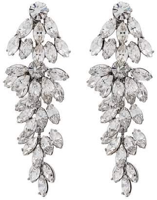Dannijo Heather Crystal Earrings