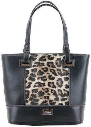 CSM025 KRISTEN Zip Top Tote Bag