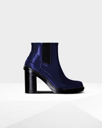 Hunter Women's Original Refined High Heel Chelsea Boots