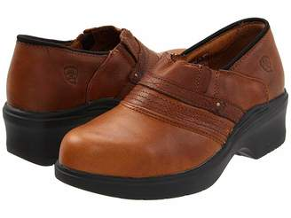 Ariat Safety Toe Clog
