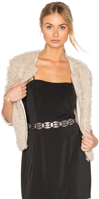 Vanessa Mooney Jagger Belt $141 thestylecure.com