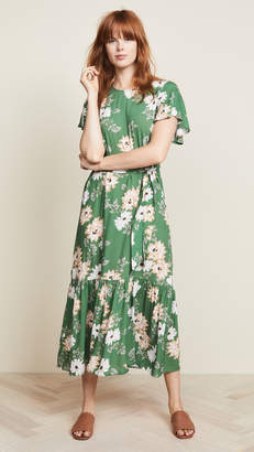 Rachel Pally Crepe Reiss Dress