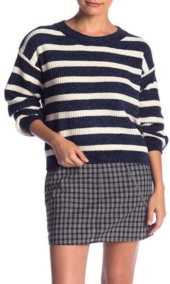 Emory Park Chenille Striped Sweater