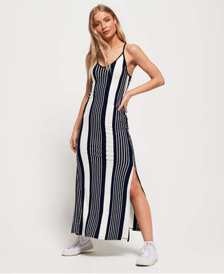Superdry Stripe Dress - ShopStyle UK 653a77f74c0